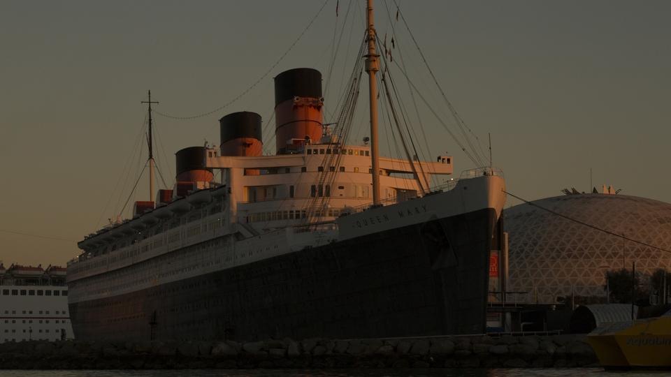 Documentary Queen Mary, královna oceánů