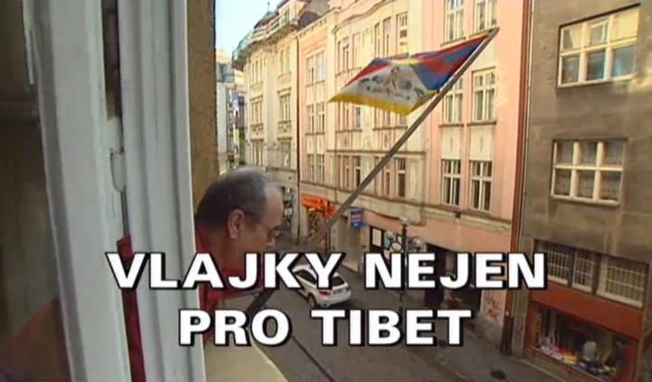 Dokument Vlajky nejen pro Tibet