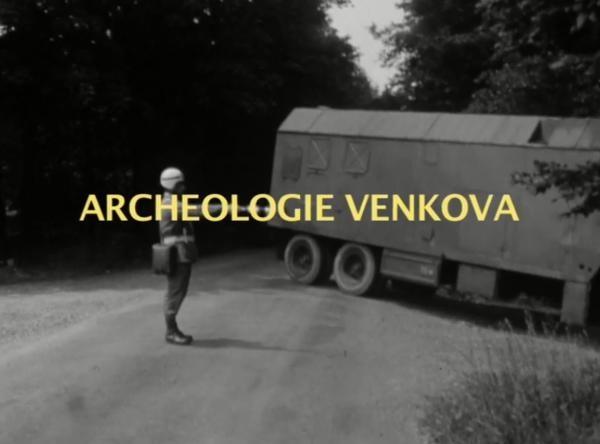 Dokument Archeologie venkova