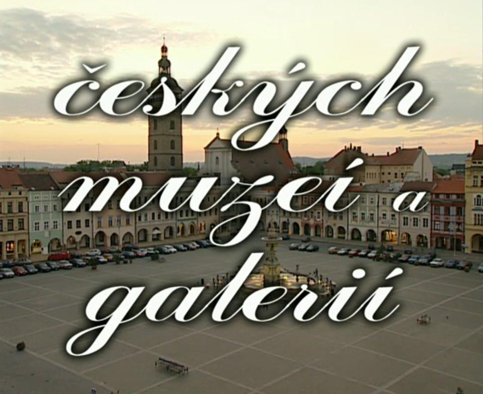 Dokument Vizitky českých muzeí a galerií