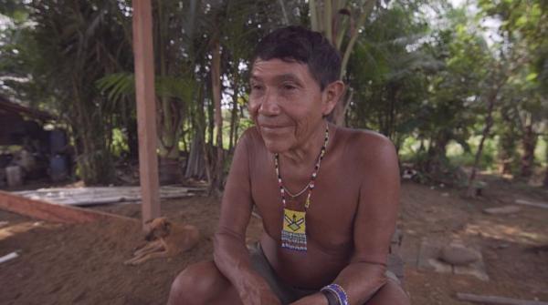 Dokument Janomamové v Brazílii