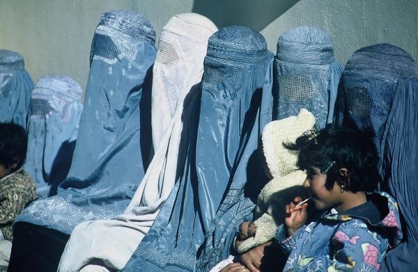 Afghánistán: 40 let války