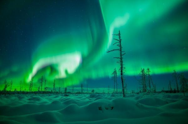 Tajemství polární záře