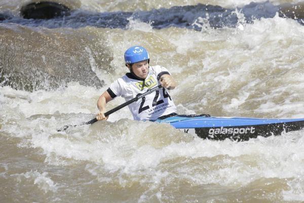 Sport v regionech: ČP ve vodním slalomu a sjezdu na divoké vodě, Lipno