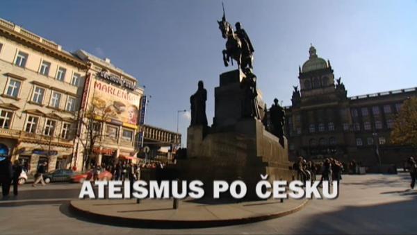 Dokument Ateismus po česku