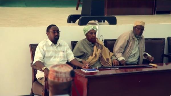 Dokument Somálijsko - demokratický experiment