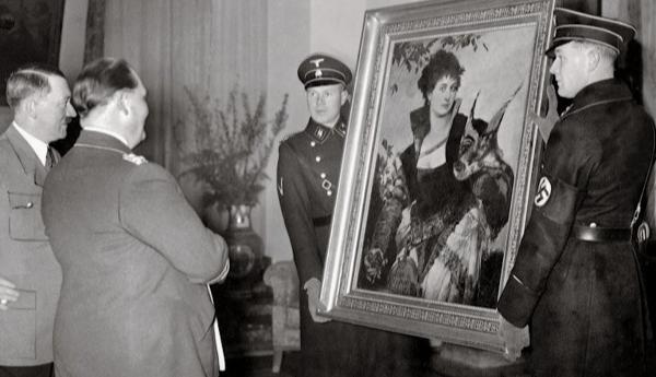 Dokument Zámky proti nacistům