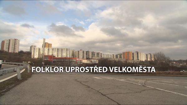 Dokument Folklor uprostřed velkoměsta