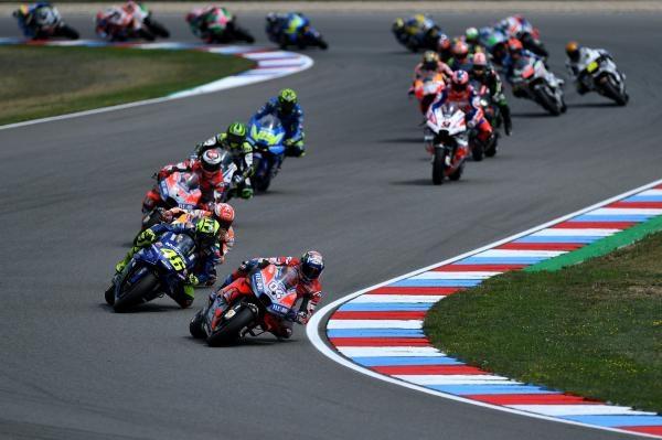 Moto GP 2020 - hlavní závod