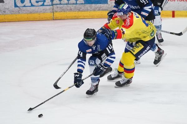 Hokej: Madeta Motor České Budějovice - HC VERVA Litvínov