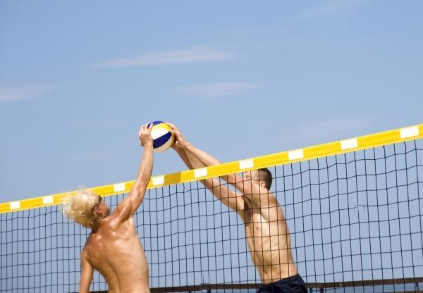 Plážový volejbal: Kanada - Austrálie