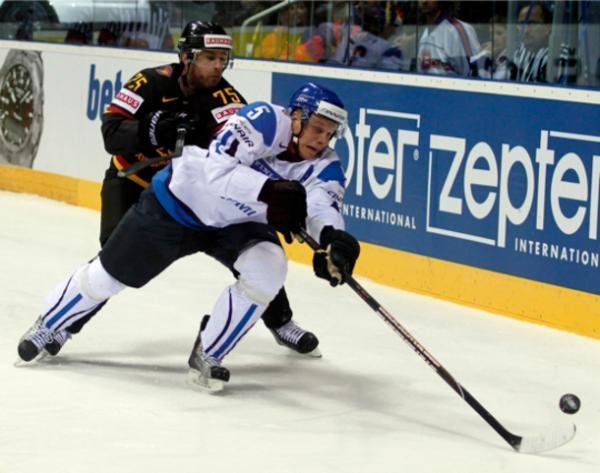 Hokej: Finsko - Německo