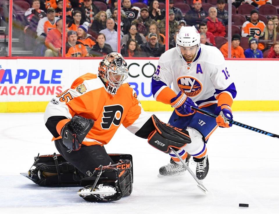 Philadelphia Flyers - New York Islanders