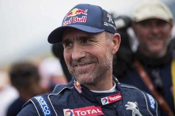 Mr Dakar's Trail