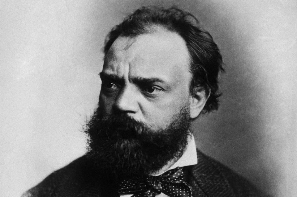Dokument Antonín Dvořák