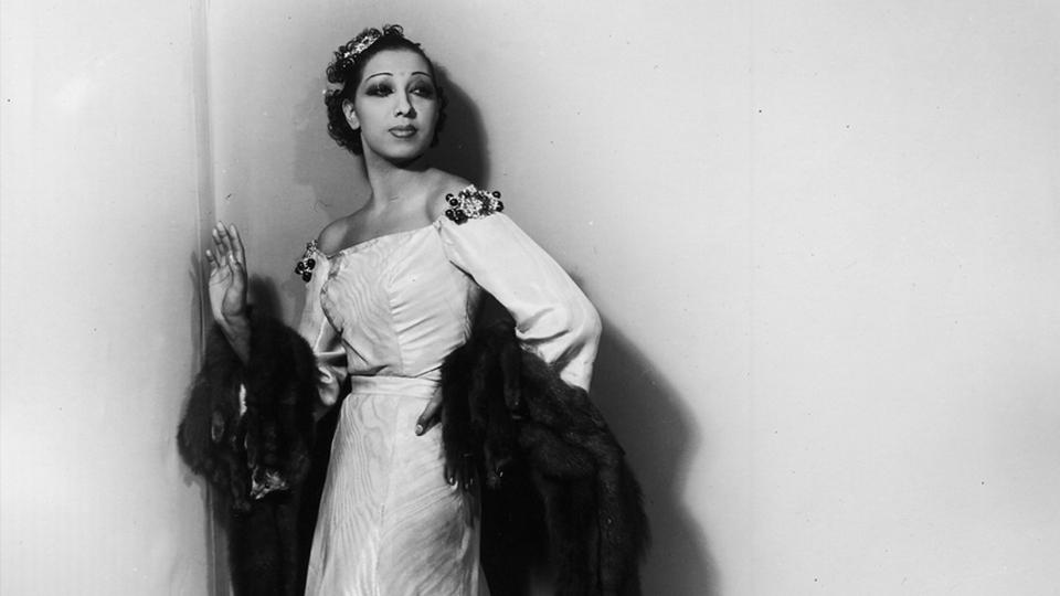 Dokument Josephine Bakerová - první černošská ikona