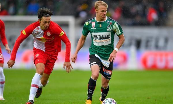 FC Red Bull Salzburg - SV Guntamatic Ried