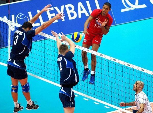 Volejbal: Česko - Portugalsko