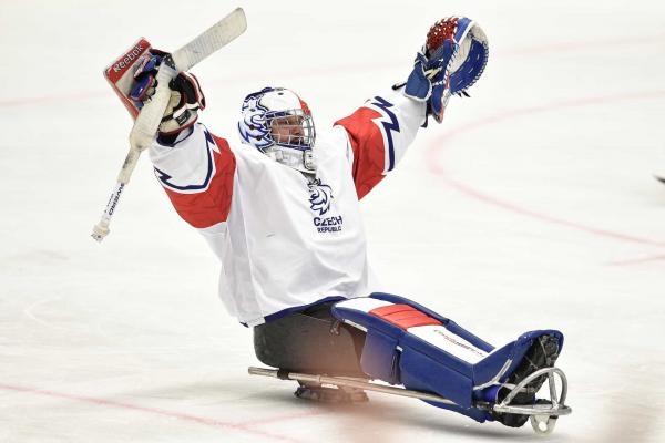 Para hokej: Jižní Korea - Česko