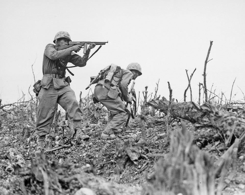 Dokument Vítězství v Pacifiku 1945