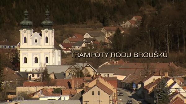 Trampoty rodu Broušků