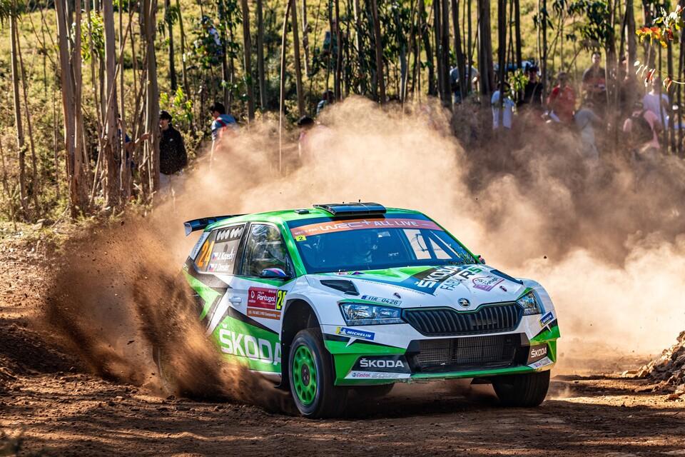 Svět motorů: Rallyesprint Rallye Fulnek