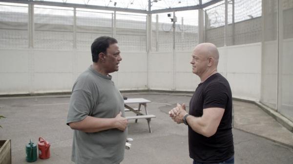 Ve věznici Belmarsh