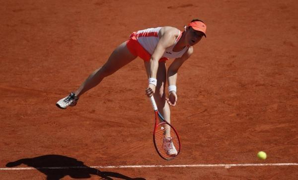 Tenis: Anastasija Pavljučenkovová - Tamara Zidanšeková