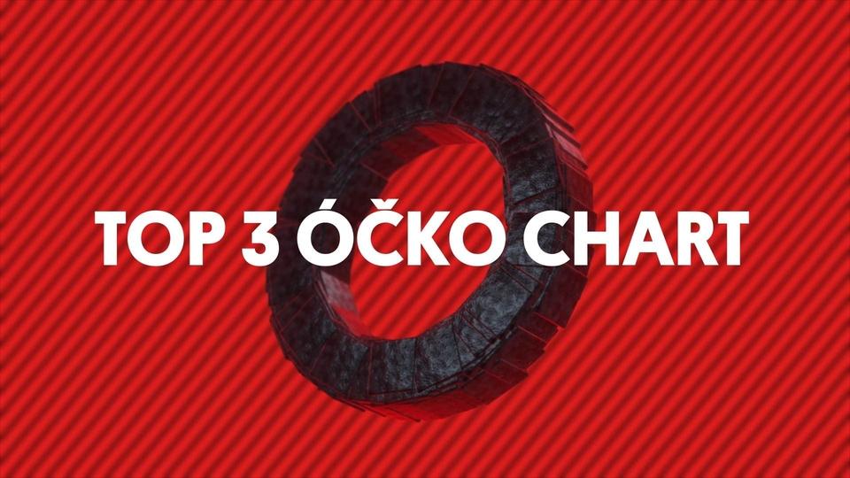TOP 3 ÓČKO CHART