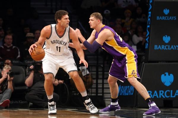 Brooklyn Nets - Los Angeles Lakers