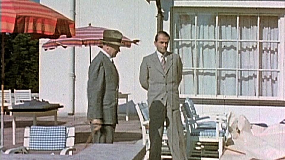 Dokument Hitlerova poslední tajemství