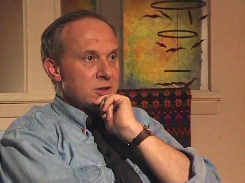 Dokument Tři životy Vladimíra Pucholta