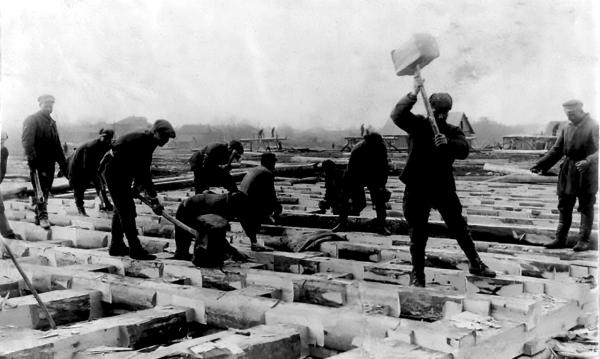 Gulag, sovětská historie: Vrchol a zánik 1945-1957
