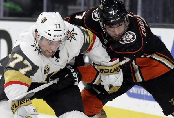 Vegas Golden Knights - Anaheim Ducks