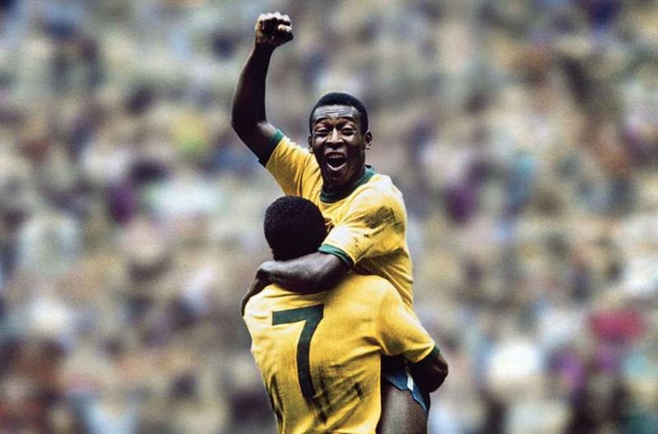 Napriek všetkému - Pelé
