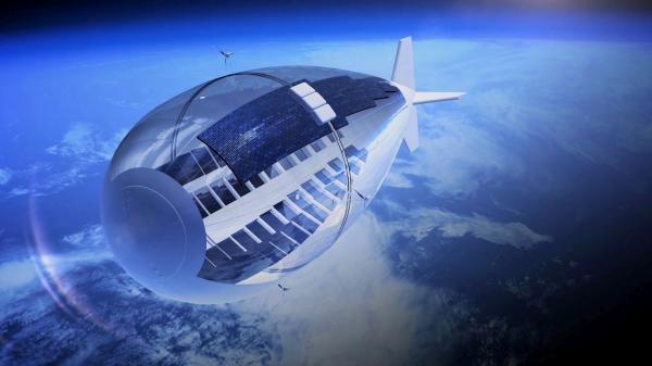 Vzducholodě: Zpátky do budoucnosti