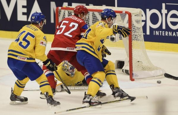 Hokej: Rusko - Švédsko