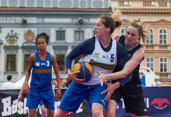 Basketbal: Chance 3x3 Tour 2021 Liberec