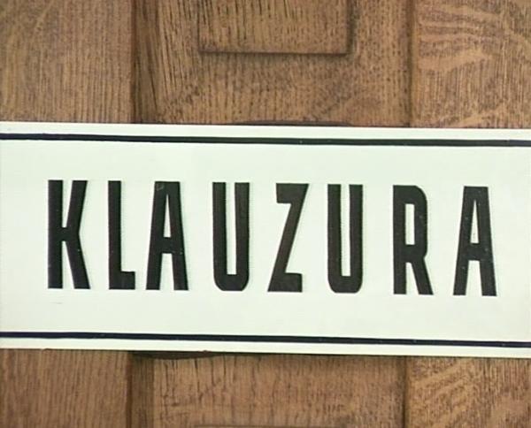 Klauzura