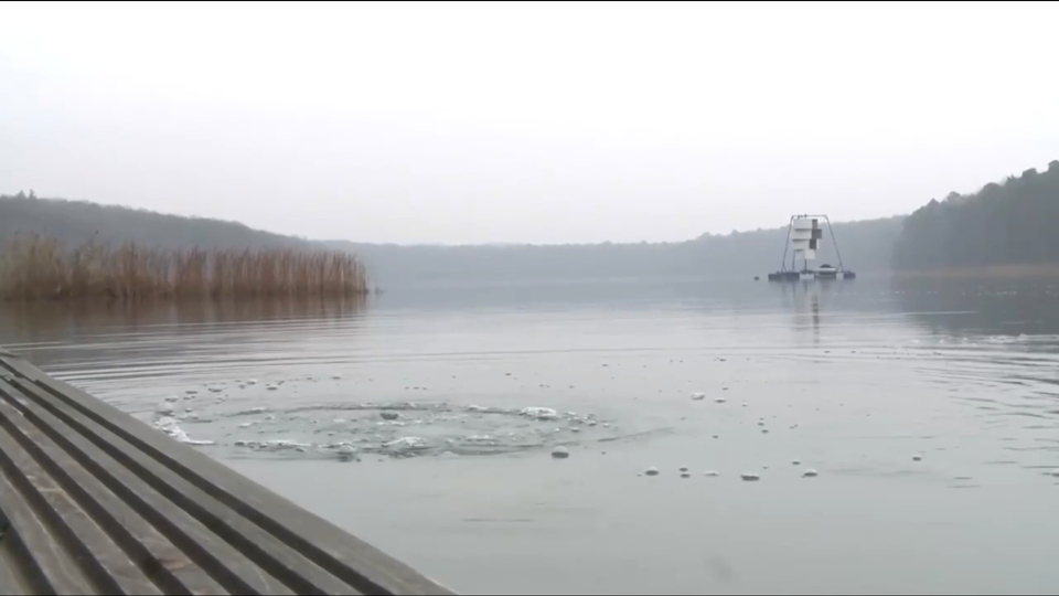 Dokument Poklad na jezeře Arthura Greisera