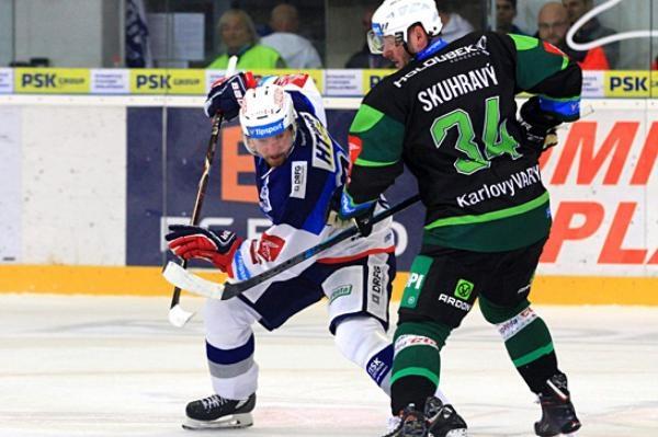 Hokej: HC Energie Karlovy Vary - HC Kometa Brno