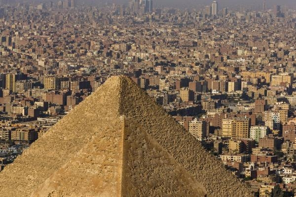 Egipat: Pogled odozgo