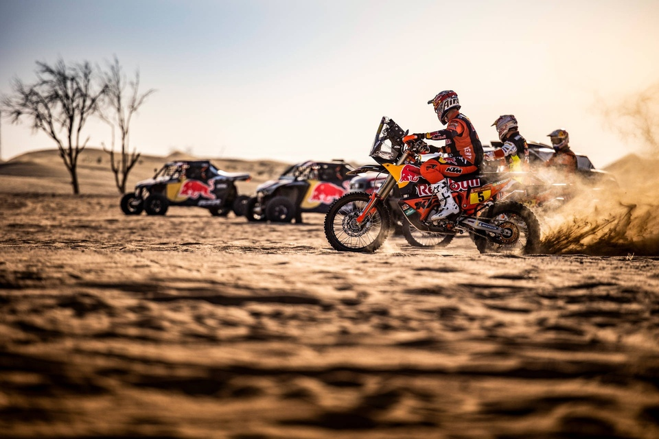 Dokument Cross-Country Rallies World Cup