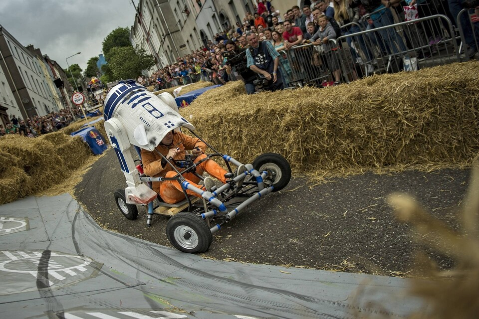 Dokument Red Bull Soapbox Race