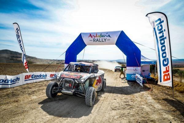 Dokument Andalucía Rally highlights