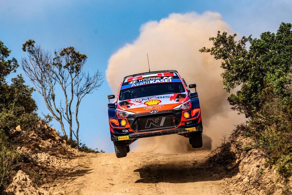 Dokument Top 5 moments at Safari Rally Kenya