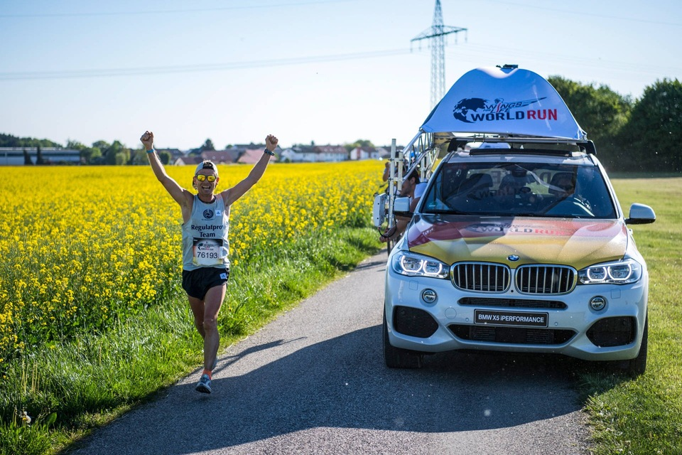 Documentary 7 years of Wings for Life World Run