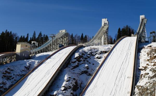 Skoki narciarskie: Zawody Pucharu Świata w Lahti - 2. seria konkursu drużynowego