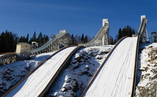 Skoky na lyžích: SP Finsko